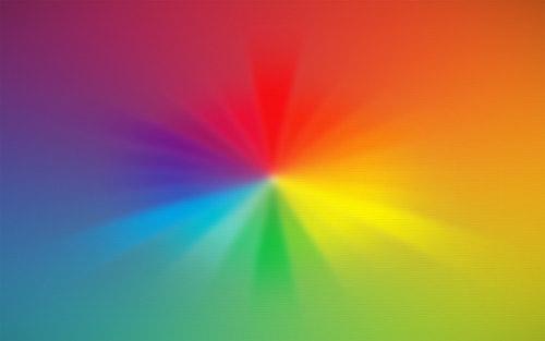 Rainbow Wall specktrum