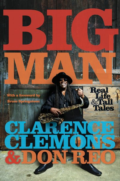 Rainbow Wall  Big Man clarence clemons